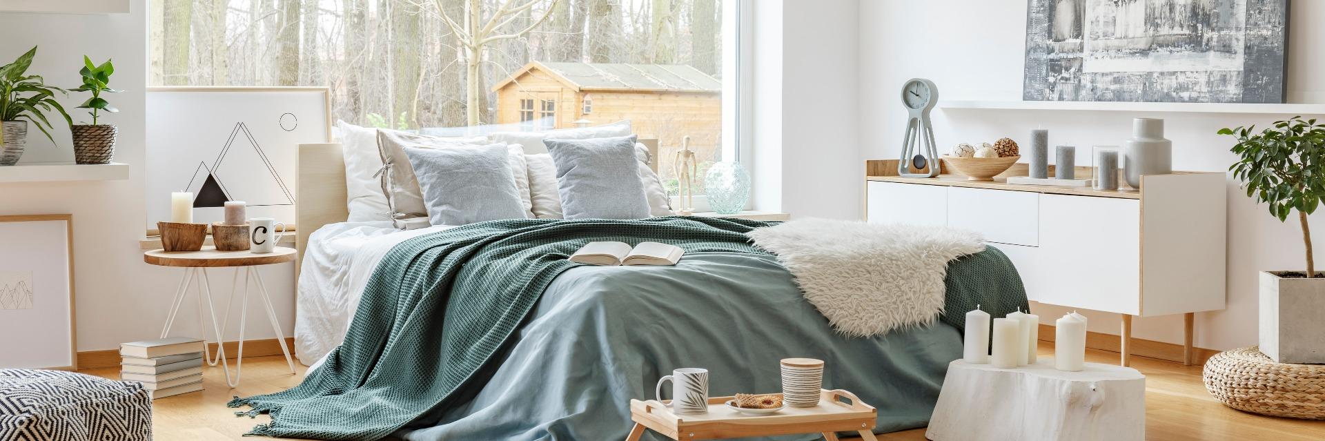 Das Bild zeigt skandinavische Möbel.