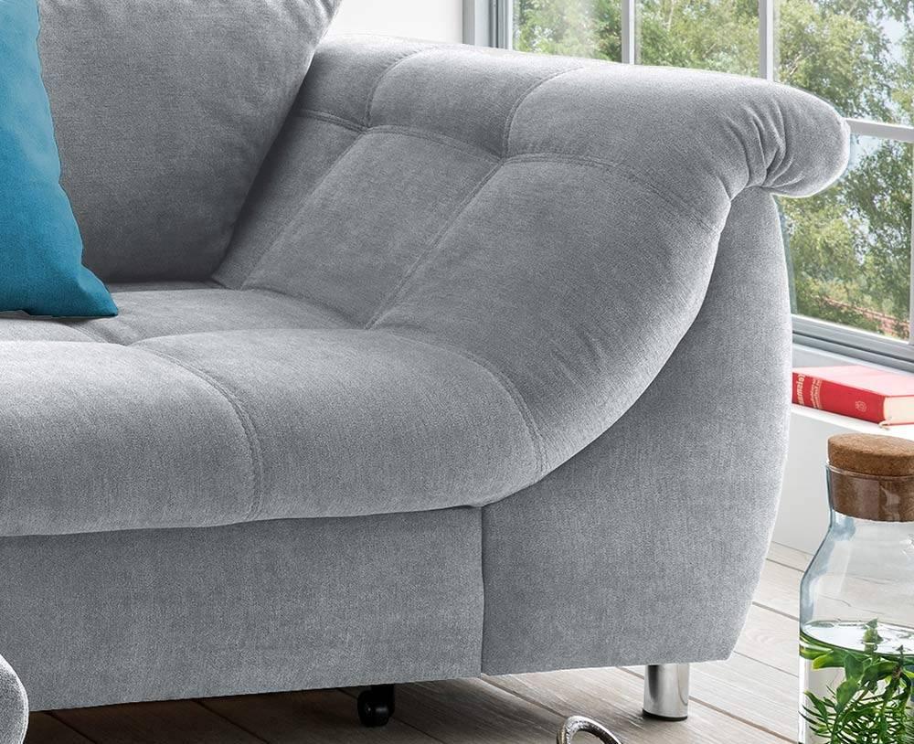 Das Bild zeigt die Polsterung eines Sofas.