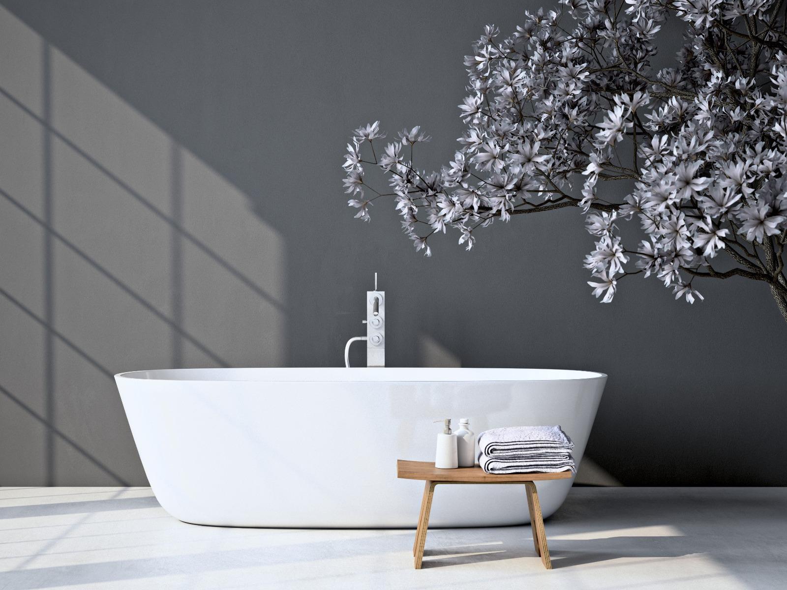 Das Bild zeigt eine schöne Badgestaltung.