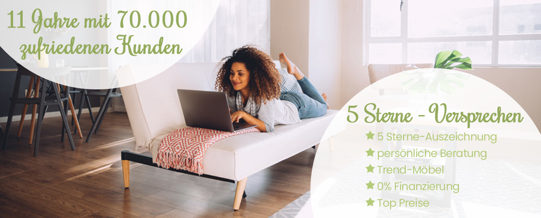 Lifestyle4Living - Möbel günstig online kaufen