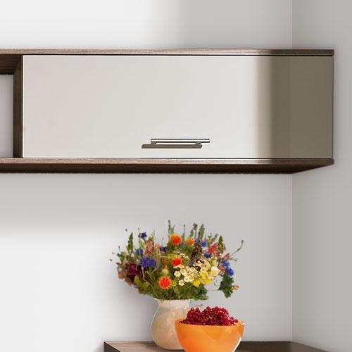 singlek che minik che k chenzeile mit elektroger ten. Black Bedroom Furniture Sets. Home Design Ideas