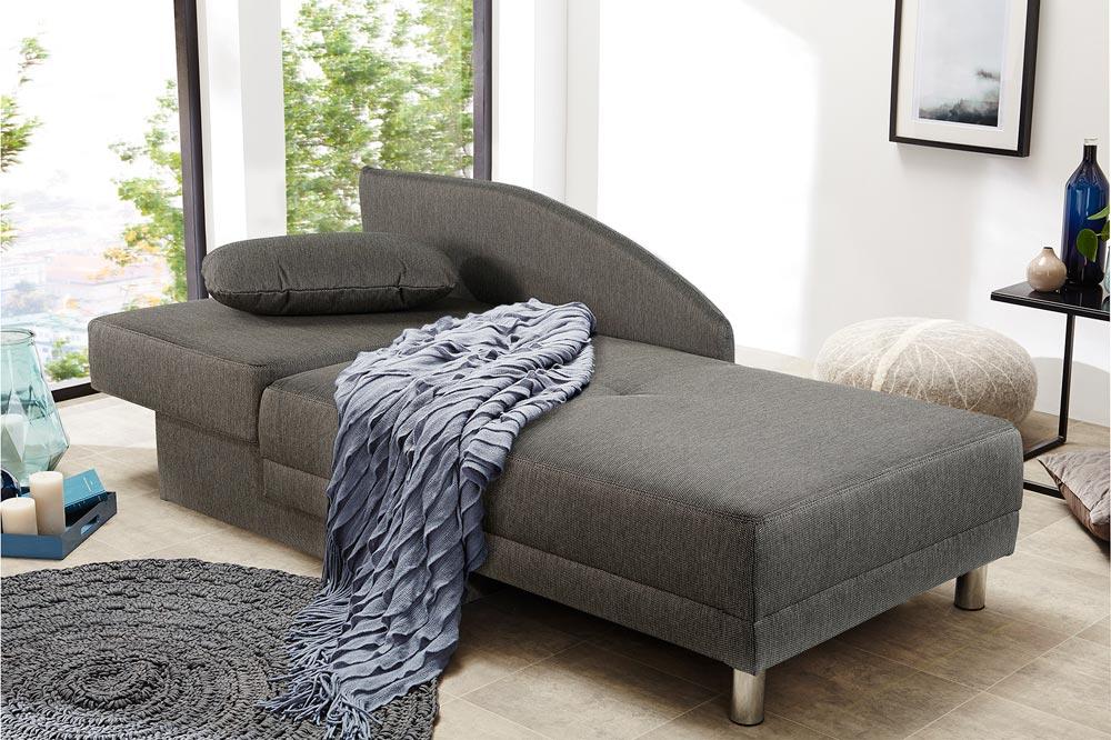 Recamiere Chaiselongue Schlafsofa Sofa mit Schlaffunktion