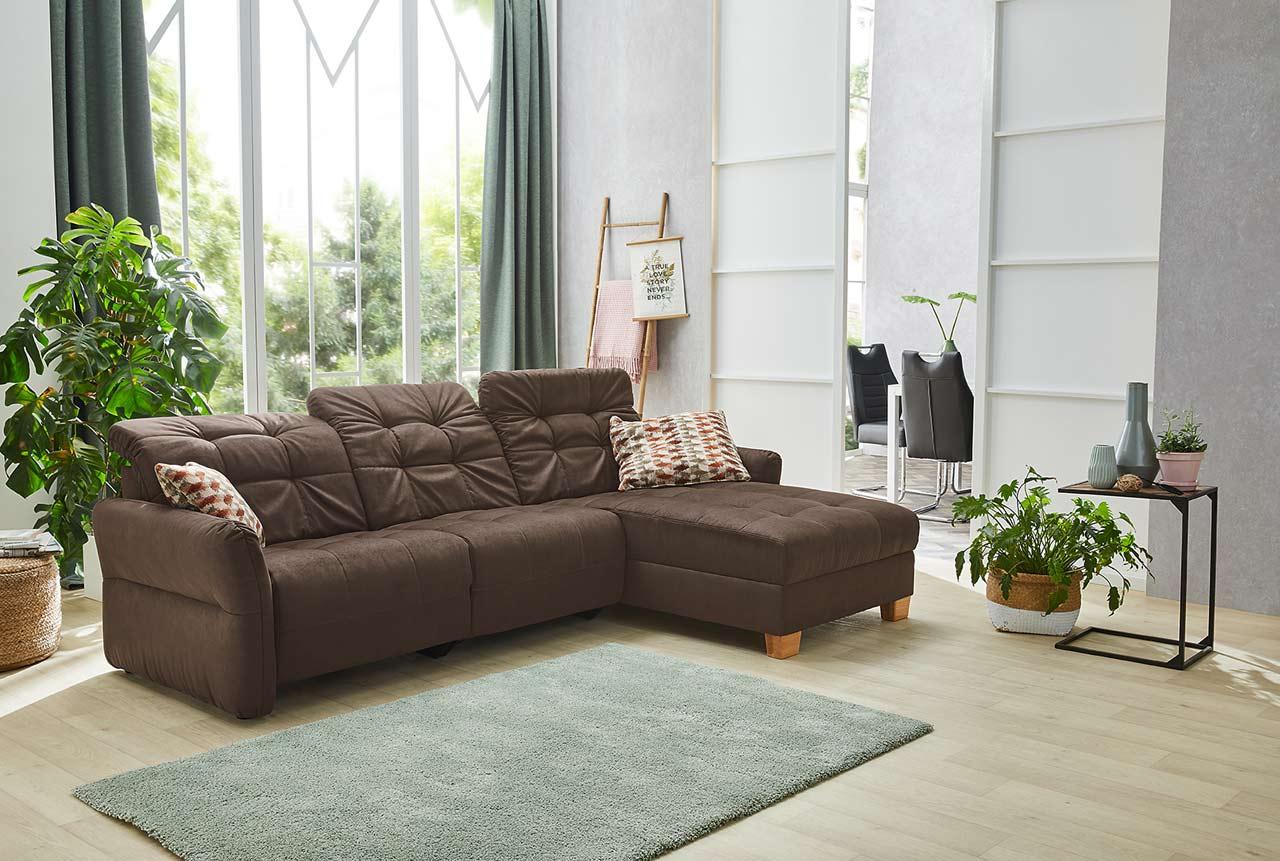 ecksofa mit elektrischer relaxfunktion eckcouch. Black Bedroom Furniture Sets. Home Design Ideas